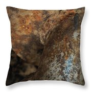 Forged Throw Pillow