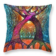 Forget About Light Throw Pillow