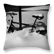 Forget Me Not ...  Throw Pillow