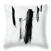 Forgotten #11 Throw Pillow