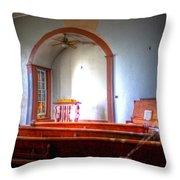 Forgotten Ministries Throw Pillow