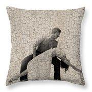 Forgotten Romance 4 Throw Pillow by Naxart Studio