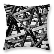 Form And Function 2 Throw Pillow