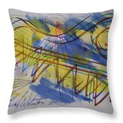 Form View 36 Throw Pillow