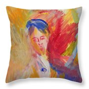 Formalities Throw Pillow