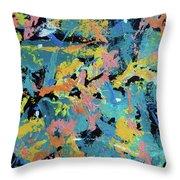 Formica Throw Pillow