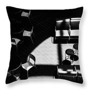 Formiture Throw Pillow by Eric Lake