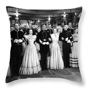 Fort Apache Throw Pillow