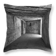 Fort Casey 3930 Throw Pillow