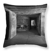 Fort Casey 3931 Throw Pillow