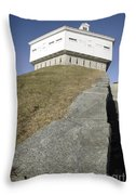 Fort Mcclary - Kittery Maine Usa Throw Pillow