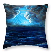 Fort Mchenry - Part Of History  Throw Pillow