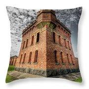 Fort Queenscliff Throw Pillow