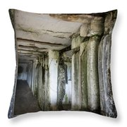 Fort Stevens 6312 Throw Pillow