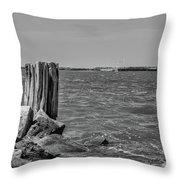 Fort Sumter Civil War Battles Throw Pillow