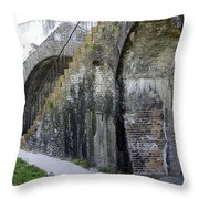 Fort Walls Throw Pillow