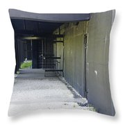 Fort Within A Fort Throw Pillow