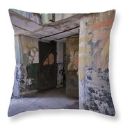 Fort Worden 3592 Throw Pillow