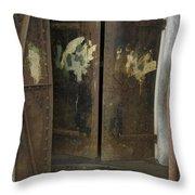 Fort Worden 3649 Throw Pillow