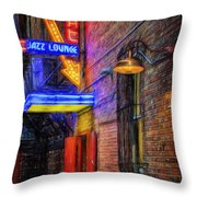 Fort Worth Impressions Scat Lounge Throw Pillow