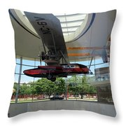 Fortaleza Hall, Spirit Of Carnauba Throw Pillow by Mark Czerniec