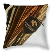 Fortezza Throw Pillow