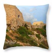 Fortress Belixe Throw Pillow