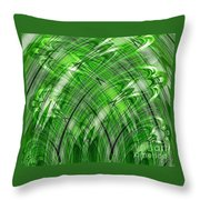 Fortress Throw Pillow