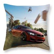 Forza Horizon 3 Throw Pillow