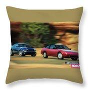 Forza Horizon Throw Pillow