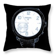 Fossil Q 6 Throw Pillow