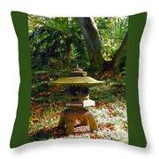Foster Botanic Garden 5 Throw Pillow