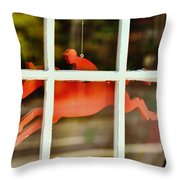 Founded 1787 Throw Pillow