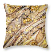 Fountain Of Love Every Drop Is Promising Eternal Passion Throw Pillow
