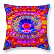 Fountain Of Love Throw Pillow