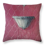 Fountain Of Youth Throw Pillow