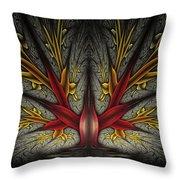 Four Seasons - Autumn Throw Pillow