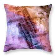 Fourth Bardo Throw Pillow