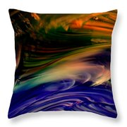 Fox Point Throw Pillow