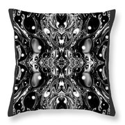 Fractal 62316.1 Throw Pillow