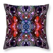 Fractal 62316.2 Throw Pillow