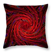 Fractalia Seastaria Catus 1 No. 4 V A Throw Pillow