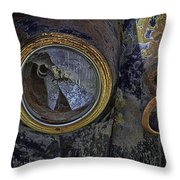 Fractured Dream Throw Pillow