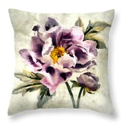 Fragerent Bloom IIi Throw Pillow