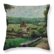 France, 1993 Throw Pillow