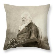 Francisco Domingo Marques Throw Pillow