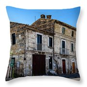 Francoli Throw Pillow
