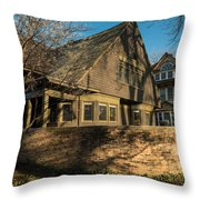 Frank Lloyd Wright Home And Studio Throw Pillow
