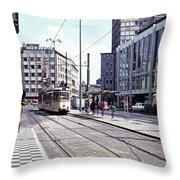 Frankfurt 1 Throw Pillow