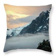 Franz Josef Splendor Throw Pillow